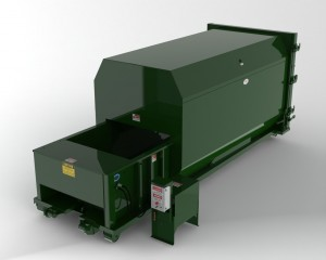 self contained baler
